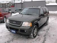 2004 FORD EXPLORER XLT !!! 4X4  !!! MOONROOF !!! LEATHER !!!