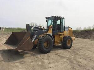 John Deere 624 J Wheel Loader