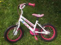 Girls hello kitty bike 16''wheels