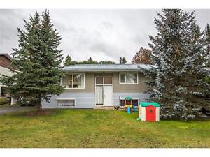 Salmon Arm - Central Location for 2,200sqft Home