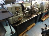 Colchester Master 6.5 Gap Bed Centre Lathe