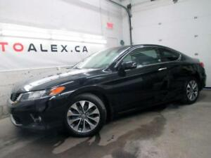 2013 Honda Accord EX-L NAVIGATION CAMERA CUIR TOIT COUPE