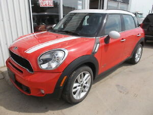 2011 MINI Cooper S Countryman ALL4 Hatchback