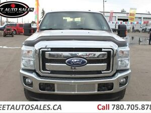 2012 Ford F-250 XLT 4x4 Super Crew !! Immaculate Condition !! Edmonton Edmonton Area image 2