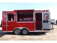 CONCESSION TRAILERS CUSTOM BUILT TO YOUR SPECIFICATIONS