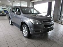 2012 Holden Colorado 7 RG LTZ (4x4) Grey 6 Speed Automatic Wagon Thornleigh Hornsby Area Preview