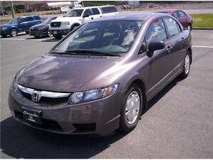 2009 Honda Civic Sdn DX-G