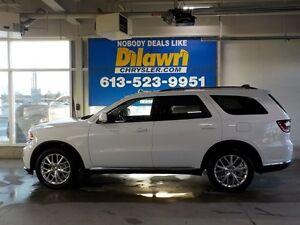 2016 Dodge Durango LIMITED WITH DUAL DVD