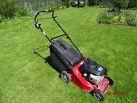 Petrol Engined Lawn Mower