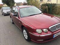 2003. ROVER. 75 ,, CDT TOURER,, (BMW Td engine) SWAP PX POSS ?