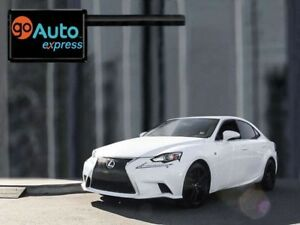 2014 Lexus IS 350 IS 350, BLUETOOTH, NAV, CRUISE, HEATED FRONT S