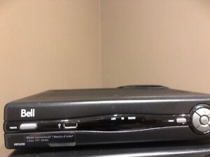 Bell Fibe VIP2262 HD PVR  Receiver