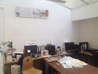 Studio/Office/workspace in Kentish Town
