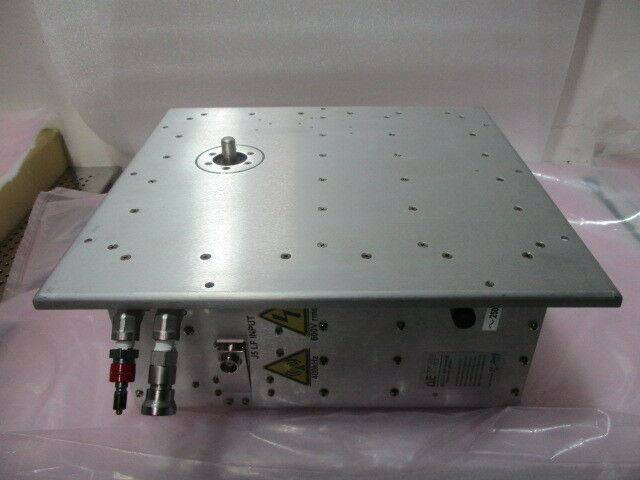 Advanced Energy 3150273-004 RF Match, 13.56 MHZ, 10KW, Water Cooled, 417015