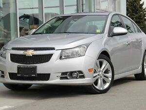 2014 Chevrolet Cruze Walk Around Video | LTZ | One Owner | No Ac
