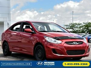 2013 Hyundai Accent GL MAN A/C BLUETOOTH