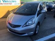 2009 Honda Jazz GE GLi Silver 5 Speed Manual Hatchback Hoppers Crossing Wyndham Area Preview