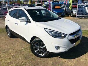 2015 Hyundai ix35 LM Series II Elite (AWD) White 6 Speed Automatic Wagon Dapto Wollongong Area Preview