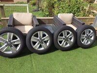 Volkswagon T6 Alloy Wheels