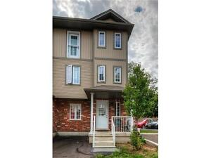 NEW 3BDR Townhouse for rent close to central Waterloo/Kitchener!