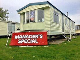 Static caravan sale in Clacton Essex. Not Kent Suffolk. Beach & pool. Atlas Florida
