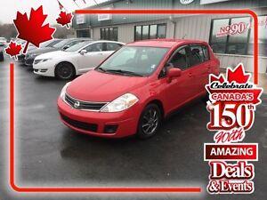2012 Nissan Versa VERSA S  ( CANADA DAY SALE!) NOW $7,450