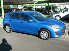 2011 Mazda 3 Hatchback Blue 5 Speed Manual Hatchback Casino Richmond Valley Preview