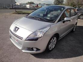 LHD 2011 PEUGEOT 5008 FAMILY 1.6 DIESEL