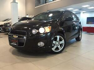 2015 Chevrolet Sonic LT-AUTOMATIC-SUNROOF-BACK UP CAMERA