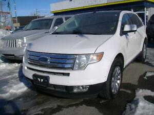 2010 Ford Edge SEL AWD  CUIR TOIT OUVRANT