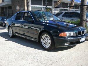 1996 BMW 528I Green 5 Speed Auto Steptronic Sedan Wangara Wanneroo Area Preview