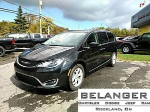 2017 Chrysler Pacifica Touring-L Plus DVD