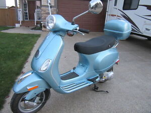 Like new Vespa for sale