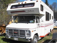 Here is a good deal for small motorhome