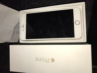Gold iPhone 6 Plus, 2 months old £250ono