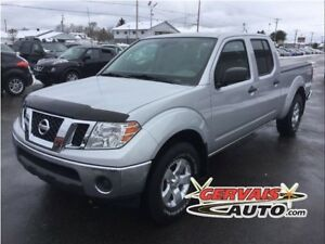 Nissan Frontier SV 4X4 MAGS 2012