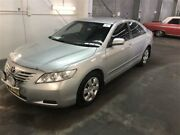 2008 Toyota Camry ACV40R 07 Upgrade Altise Silver 5 Speed Automatic Sedan Beresfield Newcastle Area Preview