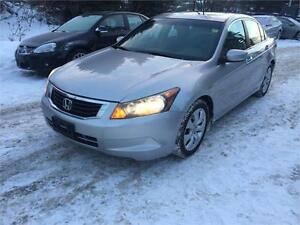 2008 Honda Accord EX, Safety & ETEST for ON or QC INCL.