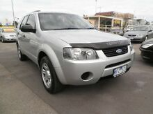 2008 Ford Territory SY TX Silver Ice 4 Speed Sports Automatic Wagon Heatherton Kingston Area Preview