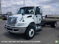 2016 International 4400 6x4, New Cab & Chassis