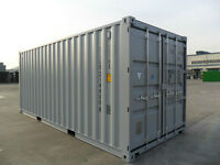 Shipping Containers Used AS IS