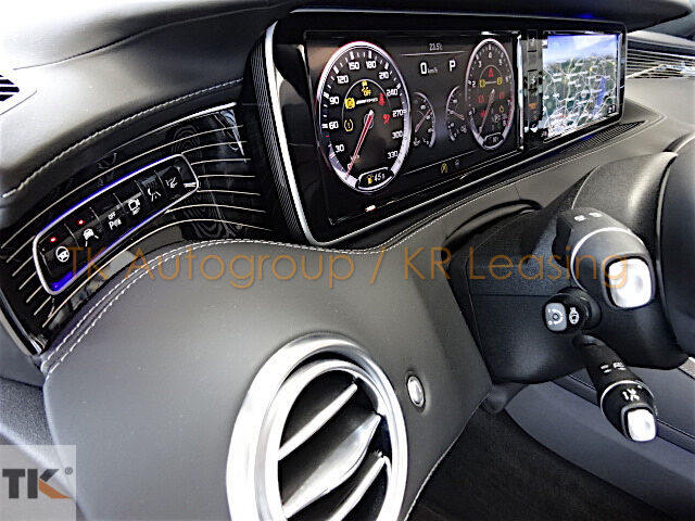 MERCEDES-BENZ S 63 AMG Cabrio 4matic *AMG Driver's Pack/ Voll*
