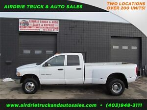 2005 Dodge Ram 3500 SLT 5.9L DSL DUALLY !!