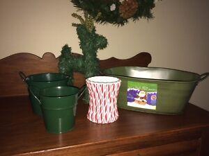 Christmas Decor & CDs