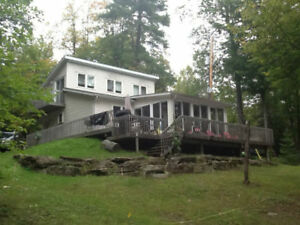 Relaxing Waterfront Cottage - Calabogie Area
