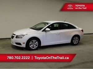 2014 Chevrolet Cruze LT; AUTOMATIC, AIR CONDITIONING, BLUETOOTH,