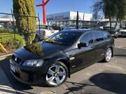 2009 Holden Commodore VE MY09.5 SS V Sportwagon Black 6 Speed Sports Automatic Wagon Seaford Frankston Area Preview
