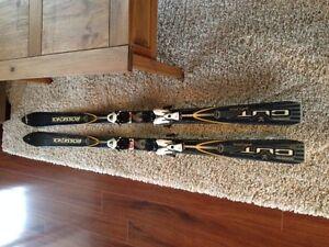 Free adult Rossignol skis Cut 177cm/Skis gratuits Rossignol Cut