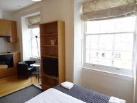 ***Bloomsbury*** – Quiet Studio Flat in Central London *