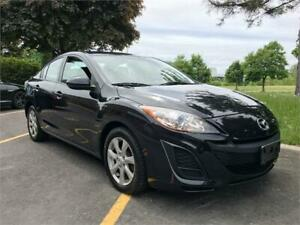 2011 Mazda 3, Auto,1 Owner/Only 77,000km, Certified